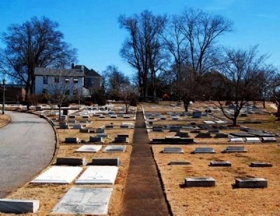 Christ Church (Episcopal) Cemetery image. Click for full size.