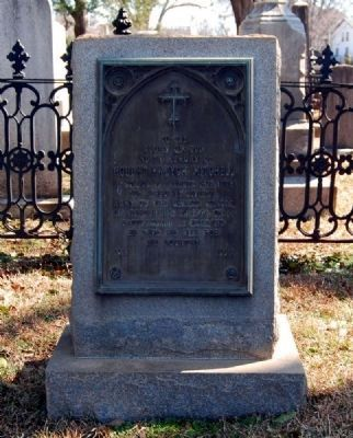 Robert Mazyck Mitchell Tombstone<br>(1916-1944) image. Click for full size.