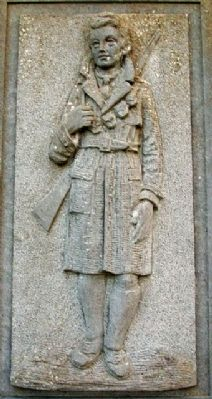 Glynn - Glavey - Keane Memorial Relief image. Click for full size.