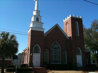 Summerton Presbyterian Church image. Click for full size.