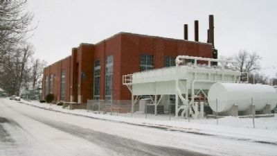 Rensselaer Power Plant image. Click for full size.