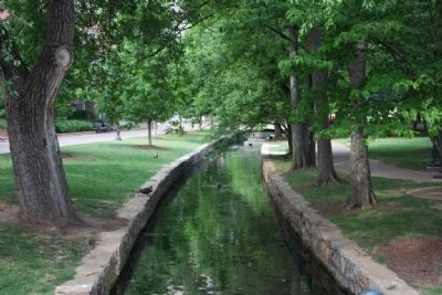 Indian Creek Canal Near Church Street image. Click for full size.