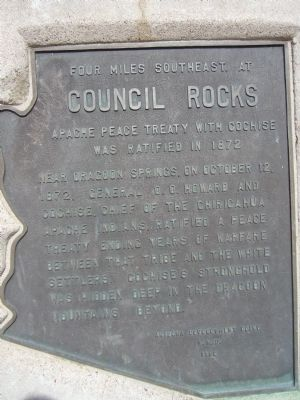 Council Rocks Marker image. Click for full size.