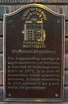 Heylmann Repository Marker image. Click for full size.