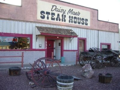 Daisy Mae's Steakhouse image. Click for full size.