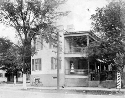 """An Historic Georgetown Home"" image. Click for full size."