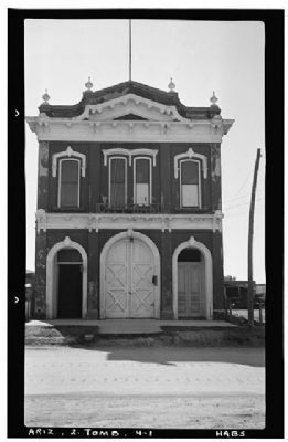 Tombstone City Hall image. Click for more information.