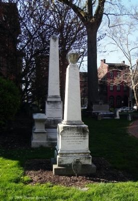 James Smith Obelisk image. Click for full size.