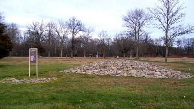 Astronomical Alignments Mound and Marker image, Touch for more information