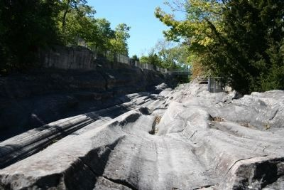 Glacial Grooves State Memorial image. Click for full size.