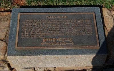 Falls Place Marker image. Click for full size.