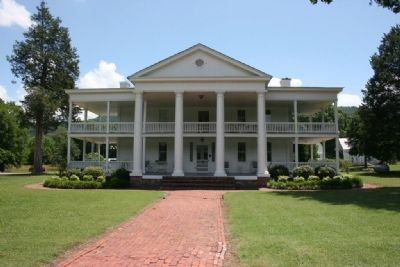 Winston Place Antebellum Mansion built 1831 image. Click for full size.