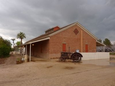 One of Several Sahuaro Ranch Barns and Outbuildings image. Click for full size.