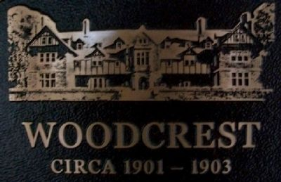 Woodcrest Marker Engraving image. Click for full size.
