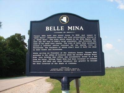 Belle Mina Marker image. Click for full size.