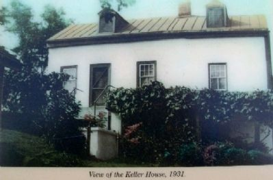 Boyd-Yardley House Photo on Marker image. Click for full size.