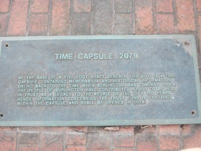 Time Capsule 2079 image. Click for full size.