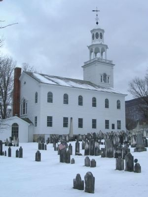 "<center>""Vermont&#39;s Colonial Shrine"" &<br> ""Vermont&#39;s Sacred Acre""</center> image. Click for full size."