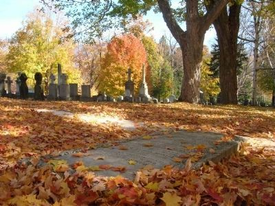 View from the Robert Frost Grave image. Click for full size.