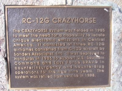 RC – 12G Crazyhorse Marker image. Click for full size.