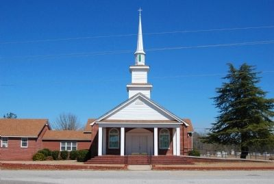 Pleasant Hill Baptist Church image. Click for full size.