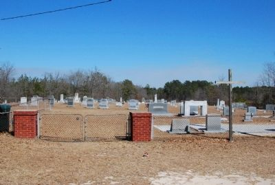 Pleasant Hill Baptist Church Cemetery image. Click for full size.