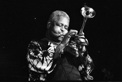 Dizzy Gillespie image. Click for full size.
