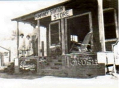 Humphrey Station Restaurant image. Click for full size.