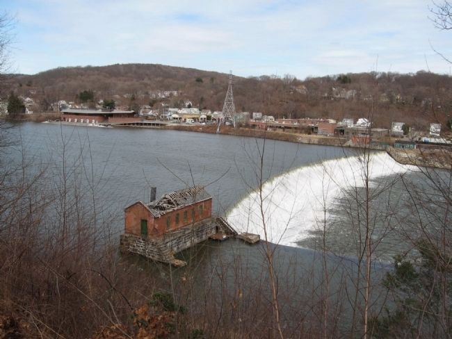 The Ousatonic Dam image. Click for full size.