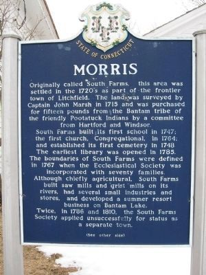 Morris Marker image. Click for full size.