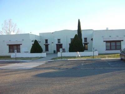 The Willcox Women's Community Center image. Click for full size.
