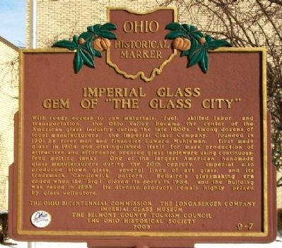 Imperial Glass Marker image. Click for full size.