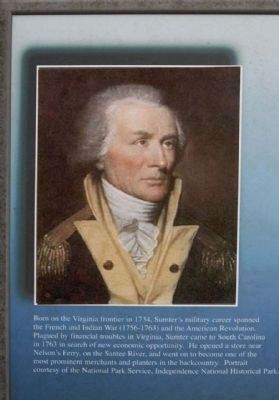 Thomas Sumter image. Click for full size.