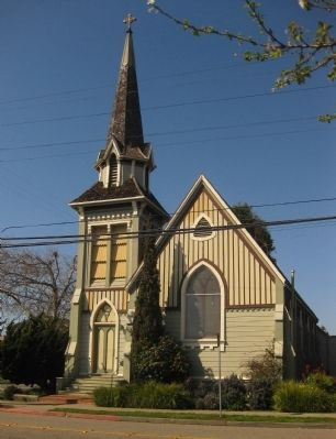 Church of the Good Shepherd (1878) image. Click for full size.