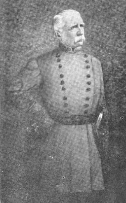 General Joseph B. Kershaw<br>1822&#8211;1894 image. Click for full size.