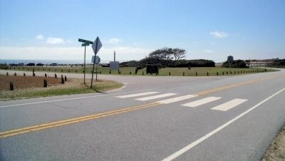 Fort Fisher Blvd & Battle Acre Rd image. Click for full size.