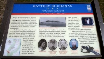 Battery Buchanan CWT Marker image. Click for full size.