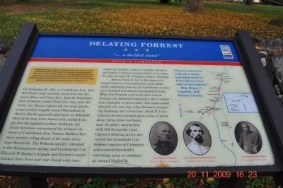 Delaying Forrest image. Click for full size.