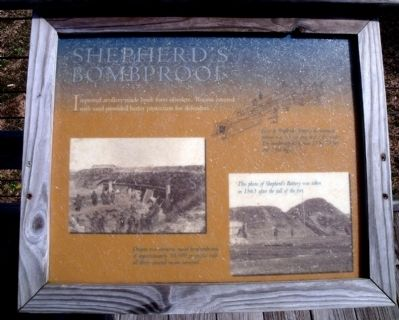 Shepherd's Bombproof Marker image. Click for full size.