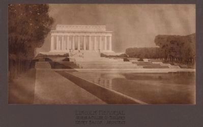 Lincoln Memorial image. Click for full size.