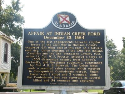 Affair at Madison Station / Affair at Indian Creek Ford image. Click for full size.