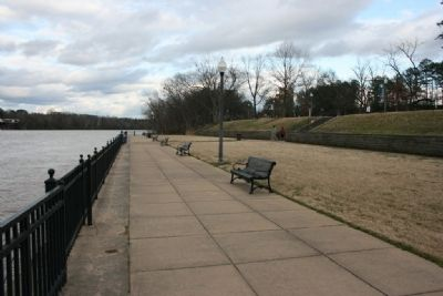 Lock #3 is now part of the Manderson Landing Park. image. Click for full size.