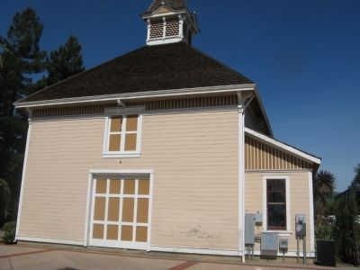 The Chadbourne Carriage House - Rear View image. Click for full size.