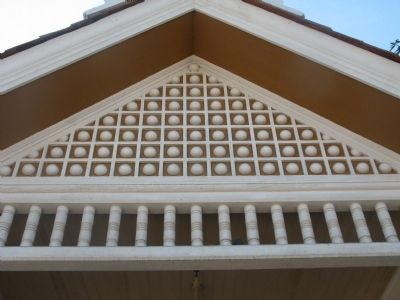 Architectural Detail of the Carriage House image. Click for full size.
