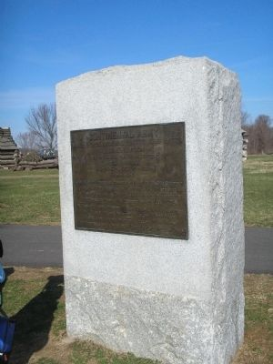 Valley Forge Marker image. Click for full size.