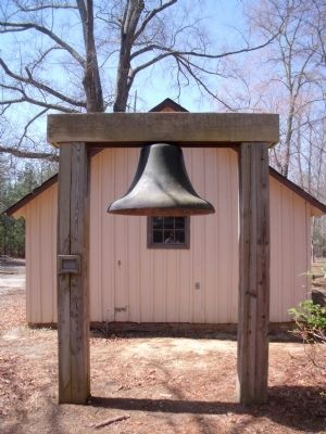 CCC Camp Alarm Bell image. Click for full size.