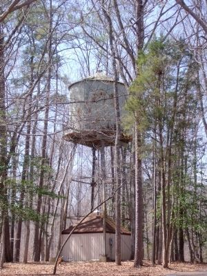 CCC Water Tower image. Click for full size.