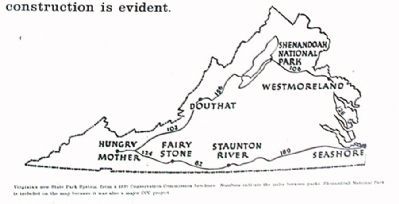 Virginia State Parks built by the CCC. image. Click for full size.