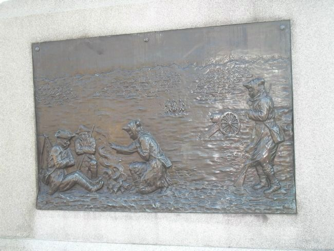 Waterman's Monument Plaque image. Click for full size.