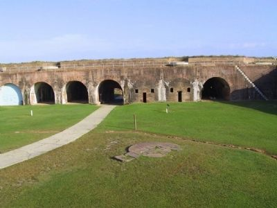 Fort Morgan image. Click for full size.